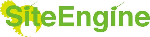 サイトエンジンのロゴ
