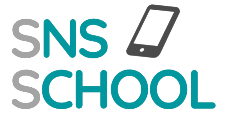 SNSSCHOOLのロゴ